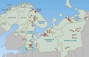 """Hot spot"" in Barents region"