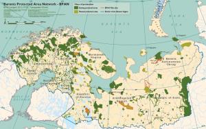 BPAN map