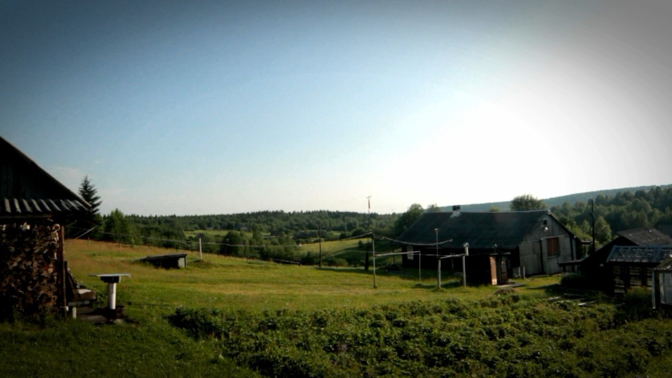 Карельская  деревня 2