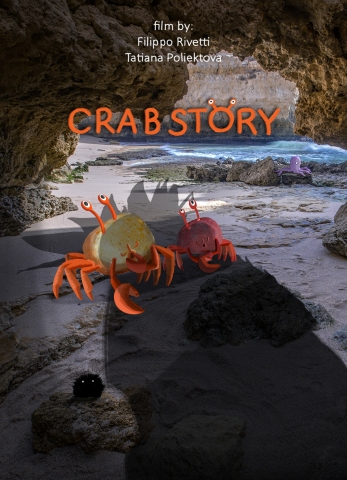 crab story poster